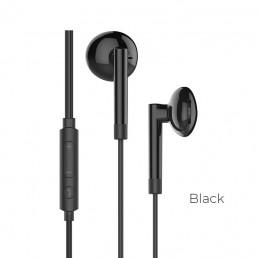 HOCO M53 EXQUISITE SOUND EARPHONE BLACK