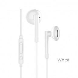 HOCO M53 EXQUISITE SOUND EARPHONE WHITE