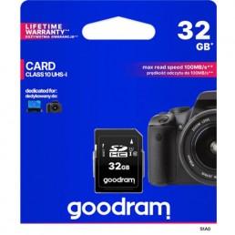 GOODRAM 32GB SD CARD CL10 S1A0
