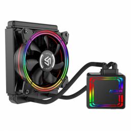 CPU LIQUID COOLER RGB ALSEYE H120 HALO