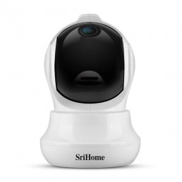 SRIHOME SH020 WIRELESS IP CAMERA 1296P PAN TILT NIGHT VISION