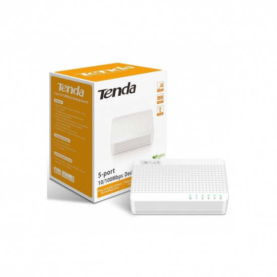 Tenda s105 v10 5port desktop switch