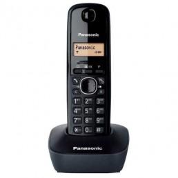 Ασύρματο Ψηφιακό Τηλέφωνο Panasonic KX-TG1611 Μαύρο