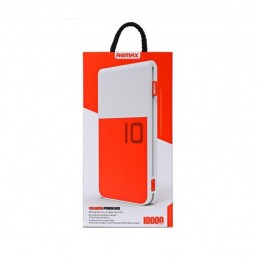 REMAX POWERBANK COLORFUL SERIES 10000mAh RED(Κόκκινο)