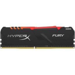 RAM HYPERX HX426C16FB3A/8 8GB DDR4 2666MHZ HYPERX FURY RGB