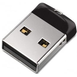 SANDISK CRUZER FIT 16GB USB 2.0 FLASH DRIVE SDCZ33-016G-G35