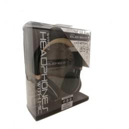 ΕΝΣΥΡΜΑΤΑ ΑΚΟΥΣΤΙΚΑ ΜΕ ΜΙΚΡΟΦΩΝΟ Element HD-670 Black-Gold