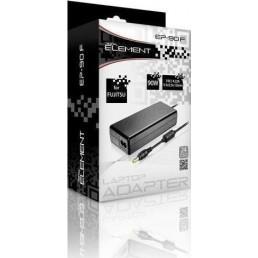 ΦΟΡΤΙΣΤΗΣ ΓΙΑ LATOP Notebook Adaptor 90W Element FUJITSU 19V 5,5 x 2,5 x12(SC173)