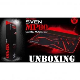 Gaming Mousepad Black 800x300 - Fantech MP-80