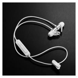 Wireless Hands Free Hoco ES14 Plus Breathing Sound Earphones Ασημί