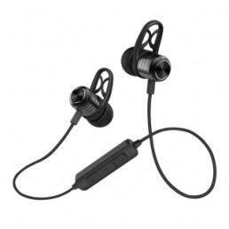 Wireless Hands Free Hoco ES14 Plus Breathing Sound Earphones Μαύρα