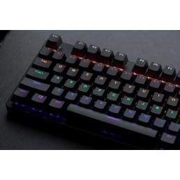 ΕΝΣΥΡΜΑΤΟ Gaming Keyboard Zeroground KB-2600G Simeto