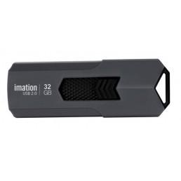 IMATION USB Flash Drive Iron KR03020046, 32GB, USB 2.0, γκρι