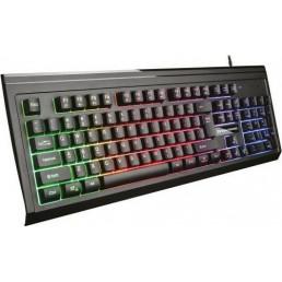Keyboard Zeroground RGB KB-3000G TOROMI
