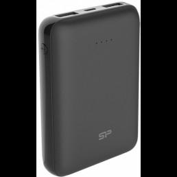 Silicon Power C100 10000mAh Μαύρο