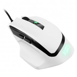 SHARKOON SHARK FORCE II WHITE GAMING MOUSE