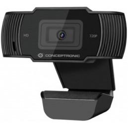 CONCEPTRONIC WEBCAM AMDIS 720P HD READY