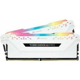CORSAIR VENGEANCE RGB PRO WHITE 32GB DDR4 3200MHZ