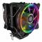 CPU Cooler RGB Alseye H120D