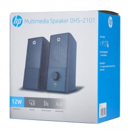 HP ΗΧΕΙΑ DESKTOP DHS-2101 USB ΜΕ ΕΙΣΟΔΟ ΑΚΟΥΣΤΙΚΩΝ