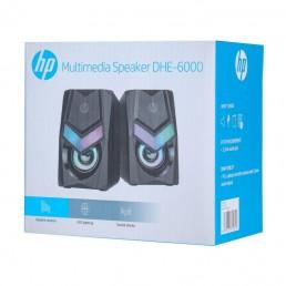 HP ΗΧΕΙΑ DHE-6000 USB ΜΕ LED