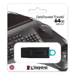 Kingston DataTraveler Exodia 64GB USB 3.2