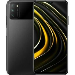 """ΚΙΝΗΤΟ XIAOMI POCO M3 6.53"""" 4G 4GB/64GB DUAL SIM BLACK EU"""