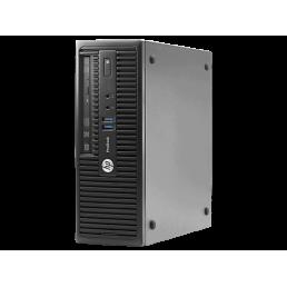 REFURBISHED HP PRODESK 400 G2.5 SFF INTEL CORE I3 3.7GHZ/4GB RAM/120GB SSD