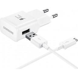 TRAVEL SAMSUNG EP-TA20EWEC USB 5V 2A/9V 1.67A 15W+DATA EP-DN930CW TYPE C WHITE PACKING OR