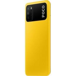 """ΚΙΝΗΤΟ XIAOMI POCO M3 6.53"""" 4G 4GB/64GB DUAL SIM YELLOW EU"""
