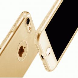 ΘΗΚΗ ΣΙΛΙΚΟΝΗΣ ΧΡΥΣΗ ΓΙΑ IPHONE 7/8 - REMAX 286