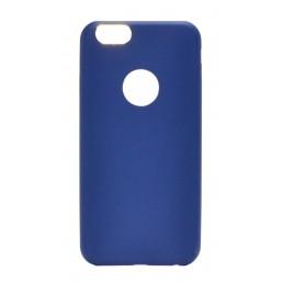 Θήκη TPU Ancus Leather Feel για Apple iPhone 6/6S Μπλέ