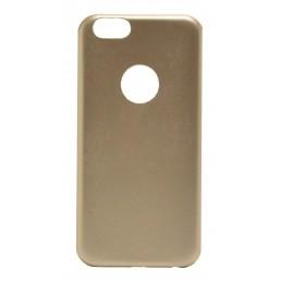 Θήκη TPU Ancus Leather Feel για Apple iPhone 6/6S Χρυσαφί