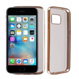 """VOLTE-TEL ΘΗΚΗ IPHONE 6S/6 4.7"""" FACEPLATE ELECTROPLATING GOLD"""