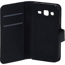 Ancus Θήκη Book Teneo TPU για Samsung SM-G360F Galaxy Core Prime Μαύρη