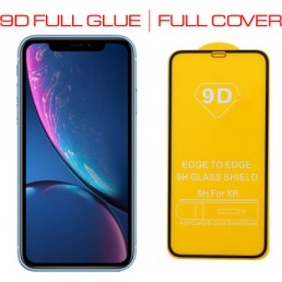 """IDOL 1991 TEMPERED GLASS IPHONE 11/XR 6.1"""" 9H 0.25mm 9D FULL GLUE SPECIAL FULL COVER BLACK"""