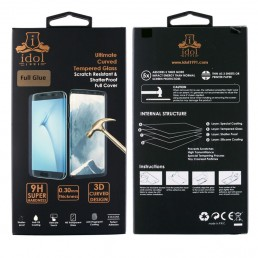 IDOL 1991 TEMPERED GLASS SAMSUNG A5 2017 A520 9H 0.25mm 9D SPECIAL GOLD