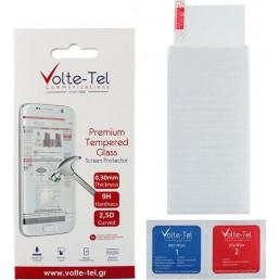 """VOLTE-TEL TEMPERED GLASS XIAOMI MI 8 LITE/MI 8X 6.26"""" 9H 0.30mm 2.5D FULL GLUE"""